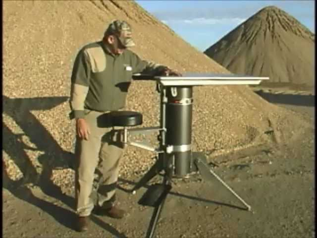(The Model 2500) PORTABLE!! Shooting Table from Target Shooting, Inc.