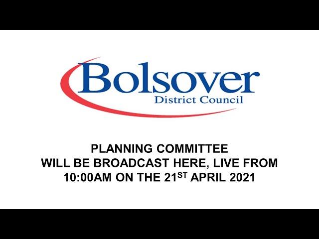 Online YouTube meeting - Planning Committee