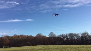 HolyStone HS100 Drone Review with Builtin GPS Tracker for Easy Return