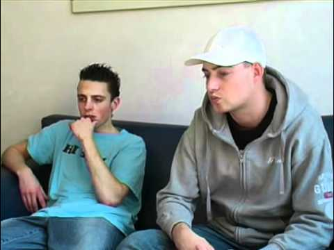 Lange Frans en Baas B 2005 interview (deel 1)