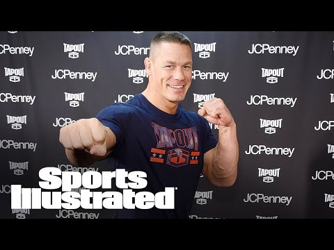 John Cena: Bench Press Is Most Worthless Test Of Skill At NFL Combine | SI NOW | Sports Illustrated