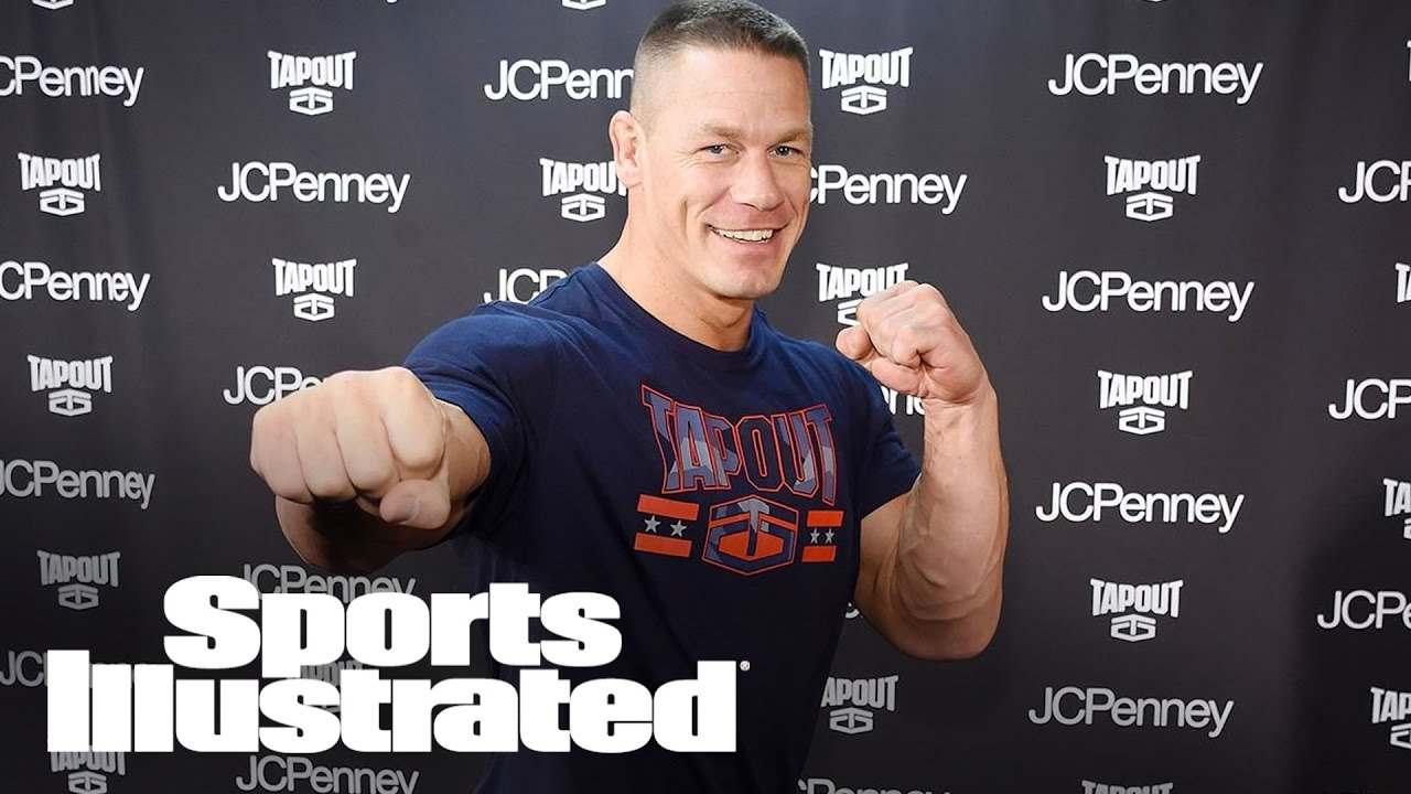 John Cena Calls Nfl Combine Bench Press Drill Worthless Watch Him
