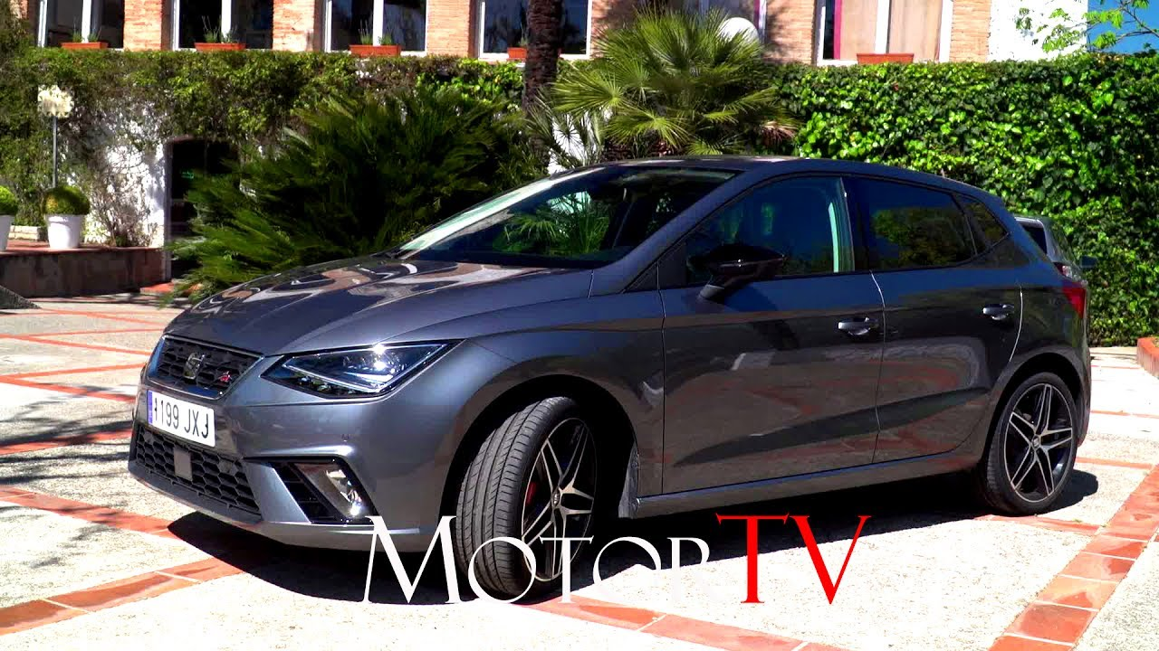 new 2017 seat ibiza fr l exterior interior l beauty shots youtube. Black Bedroom Furniture Sets. Home Design Ideas