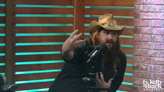 Chris Stapleton Discusses Performing Live