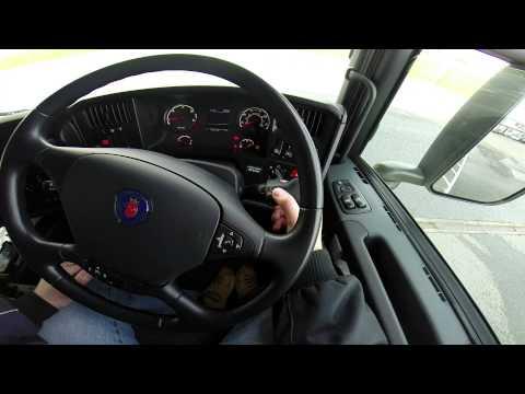 Scania Opticruise 2014