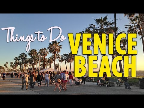 REASONS TO LOVE VENICE BEACH, CA ♥ Los Angeles Travel Guide