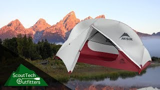 Gambar cover MSR Hubba NX 1 Solo Backpacking Tent Review