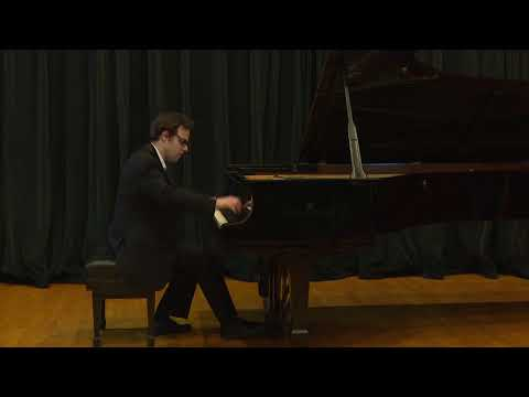 Michael Kaykov plays Liszt Orage (from the Années de pèlerinage)