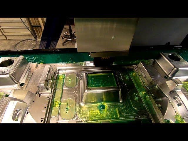 Autodesk PowerMill helps streamline EDM production at Delta Technologies