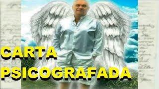 CARTA PSICOGRAFADA DE MARCELO REZENDE por vidente COMOVE pelas palavras