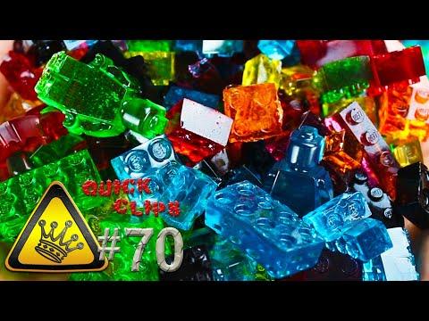 QC#70 - LEGO Gummies