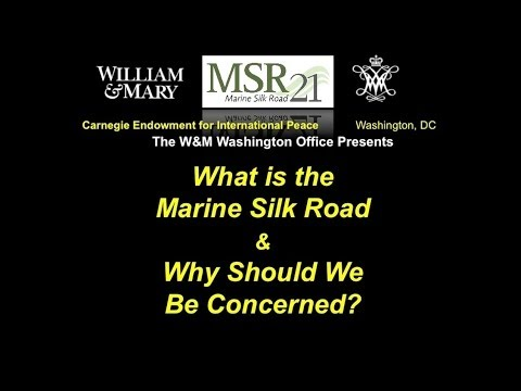 What is the Marine Silk Road & Why Should We Be Concerned?