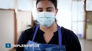 COVID-19: Limpieza y desinfección de superficies