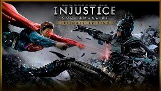 Injustice Dioses Entre Nosotros - Pelicula Completa Español Latino HD 1080p | La Liga de la Justicia