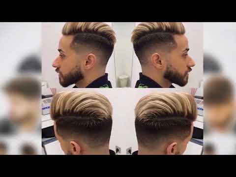 TOP10 SEXY Hairstyles FOR MEN 2017