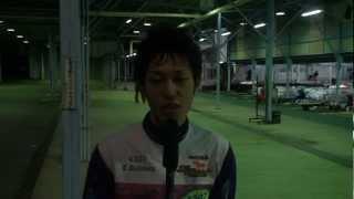 新鋭王座出場前に今年最後の出場となる西村拓也選手に意気込みをお聞き...