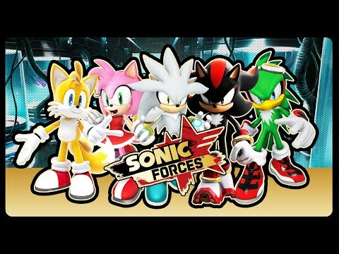 Sonic Forces (PC) - Playing as Tails, Amy, Silver, Shadow, & Jet Avatar Re-Creations! (4K/60fps)