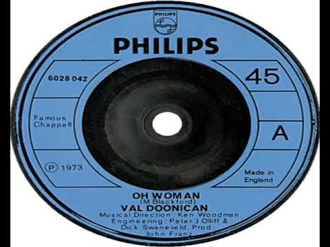 Download Val Doonican   Oh Woman 1973