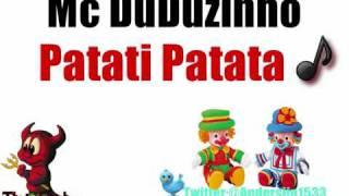 mc duduzinho patati patata lanamento 2012 youtube cpia