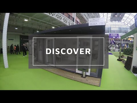 Waltons Insulated Garden Rooms At London Ideal Homes Show 2018
