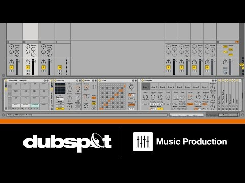 Ableton Live Tutorial: Drum Rack + Impulse = DrumPulse
