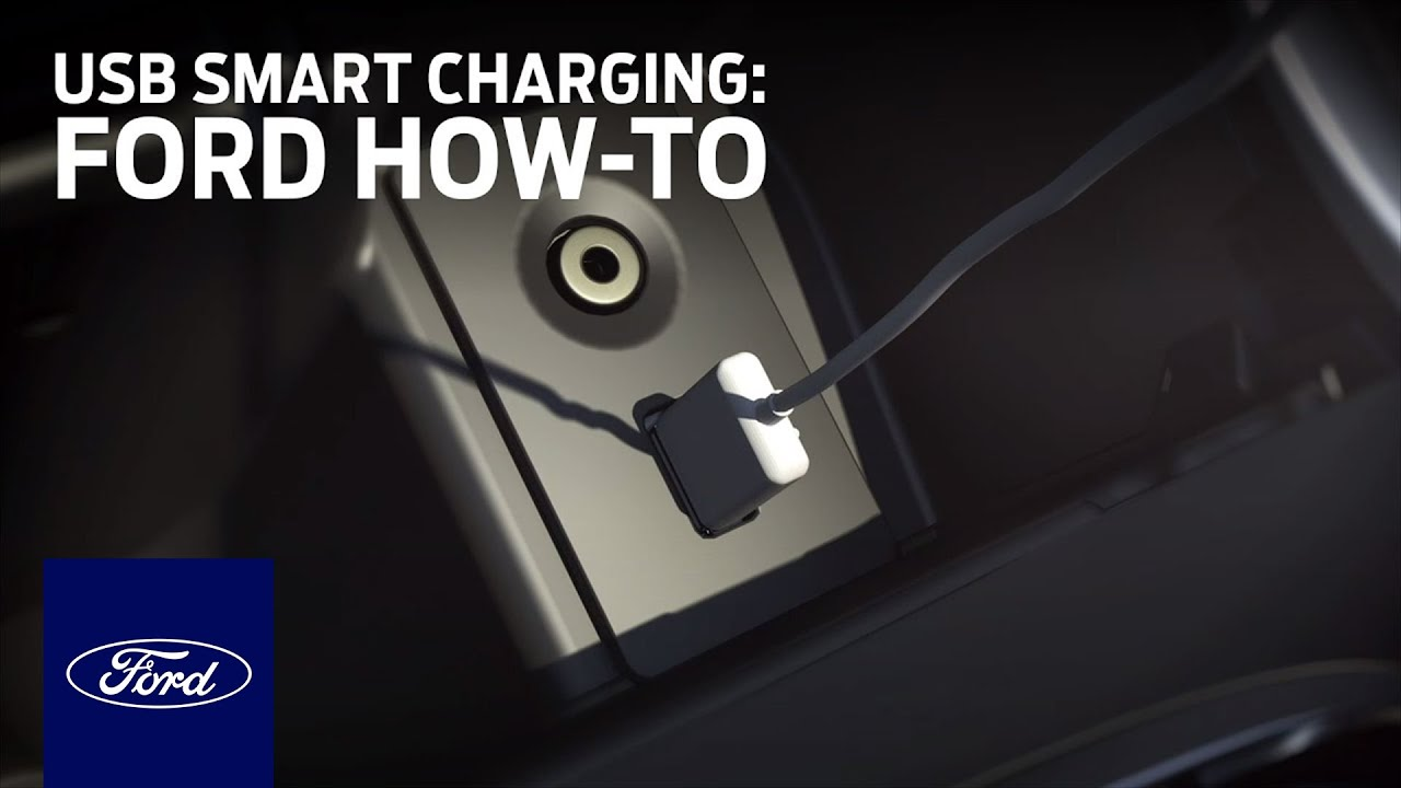 Usb Smart Charging Ford How To Youtube Corsair Wiring Diagram