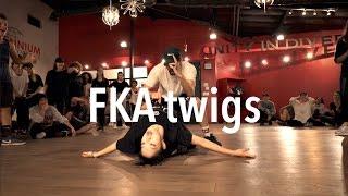 fka twigs kicks choreography by alexander chung