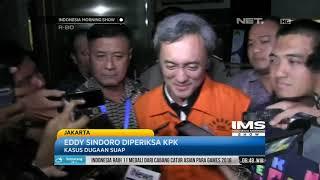 Edy Sindoro Di Periksa KPK Karena Kasus Dugaan Suap- IMS