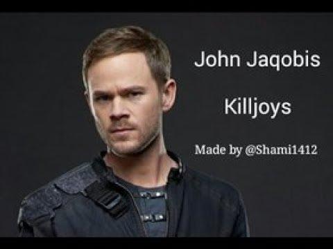 John Jaqobis  Killjoys Aaron Ashmore