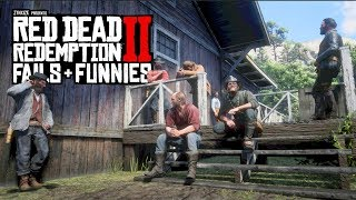 Red Dead Redemption 2 - Fails & Funnies #45