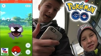 Pokemon Go | Ash und Max laufen durch Kiel TipTapTube