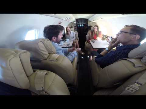 Citation X / Private Jet trip to Malta