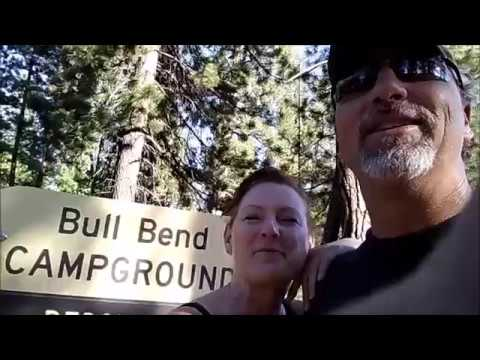 July 4th Weekend At Bull Bend Campground Oregon