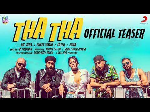 THA THA Official Teaser | Dr Zeus Introducing Preet Singh | Fateh Singh & Zora Randhawa | 7.06.18