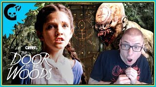 The Door in the Woods   Crypt Monster Universe   Short Horror Film REACTION