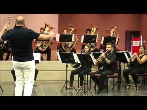 Orquesta Joven de Andalucía, OJA. Rumba Andaluza, David Llácer