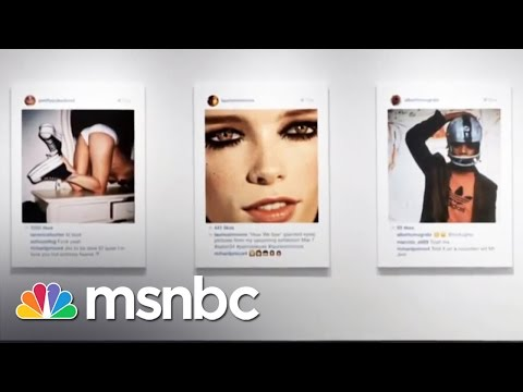Richard Prince Sells Instagram Photos For Thousands | All In | MSNBC