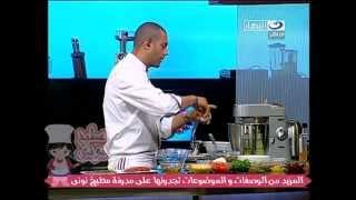 مطبخ نونى: شيف علاء الشربينى/ الفطير الشرقى والمشلتت