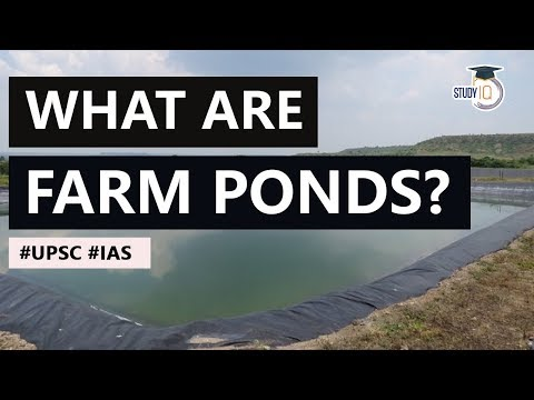 farm-ponds-for-rainwater-harvesting,-how-it-can-transform-livelihood-of-indian-farmers?-#upsc