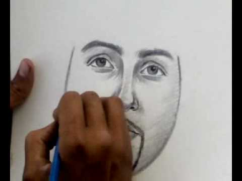 Sukhna lake sketch making video made by gaurav kaushik