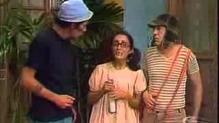 Chavo del 8 - La Casa de la Bruja - 1975 - Capitulo 27 -