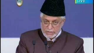 Khilafat-e-Rashida - Speech at Jalsa UK 2008 - 2/4