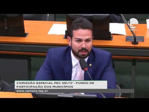 Comissão especial da PEC 391/17