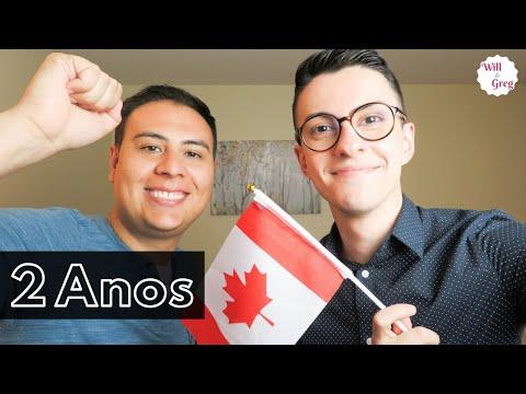 MORAR NO CANADÁ | 2 ANOS | Nossa História