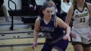 Hempfield Girls Basketball JV vs Penn Trafford 1-29-19