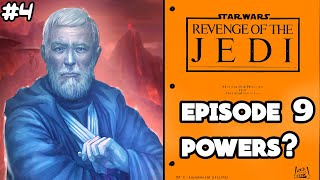 George Lucas Reveals Never Before Seen Force Ghost Powers - Return of the Jedi Script PART4
