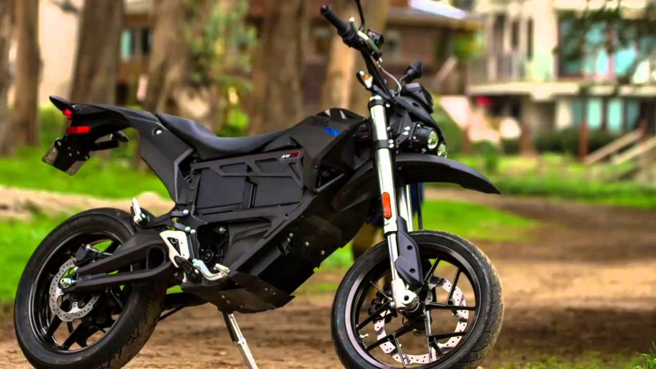 Review 2016 Zero Fxs First Ride