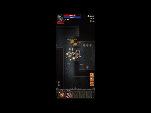 Darkest Rogue (by Dreamplay Games) - rpg game for Android and iOS - gameplay.