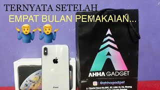 BELI IPHONE XS MAX 512GB di AHHA GADGET BARANG like NEW