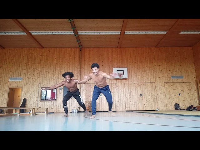 Capoeira Flow with Alli and Gugu Quilombola